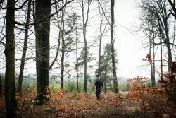 Mon père dans la forêt