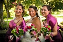 Photo de mariage Noémie et ses témoins