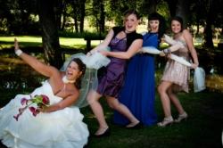 Photo de mariage Noémie et ses copines